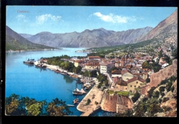 MONTENEGRO - Cattaro / Purger & Co. Munchen No. 11571 / Postcard Circulated, 2 Scans - Montenegro