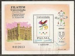 1999-ED. 3648 H.B.-FILATEM'99-USADO - 1931-Hoy: 2ª República - ... Juan Carlos I