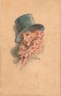 """Winifred Wimbush.  Tres Chic"" Tuck Water Colour Series PC # 2396 - Tuck, Raphael"