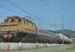 537 LFI E 626 TIBB La Pazienza Arezzo Toscana - Stazioni Con Treni
