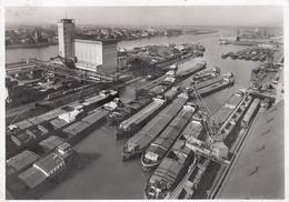 Basel - Rheinhafen 1955 - BS Bâle-Ville