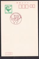 Japan Commemorative Postmark, 1984 Koala (jci3168) - Japan