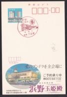 Japan Commemorative Postmark, 1984 Shimotado Town (jci3172) - Japan