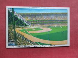 Baseball  Yankee Stadium  NY City    Ref 3350 - Baseball