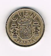 //  SPANJE 100 PESETAS 1985 JUAN CARLOS - [ 5] 1949-… : Kingdom