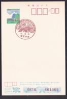 Japan Commemorative Postmark, 1988 China Friendship Dragon (jci3196) - Japan