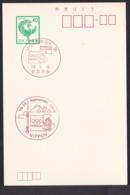 Japan Commemorative Postmark, 1988 Seoul Olymphilex Tiger (jci3198) - Japan