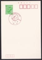 Japan Commemorative Postmark, 1989 Kaburaki Kiyokata Painting (jci3203) - Japan