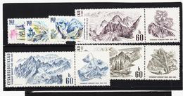 Post305 TSCHECHOSLOWAKEI CSSR 1969 MICHL 1892/97 ** Postfrisch SIEHE ABBILDUNG - Tschechoslowakei/CSSR