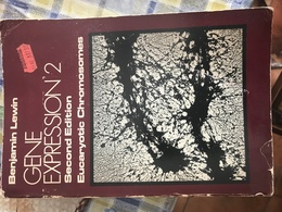 LEWIN GENE EXPRESSION 2 - Books, Magazines, Comics
