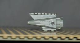 Lego Reacteur Buse Space Avion 4x2x2 Gris Ref 4746 - Lego Technic