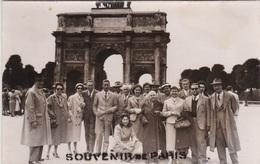 SOUVENIR DE PARIS FOTO AUTENTICA 100% - Fotografia