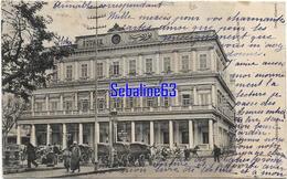 Alexandrie - La Bourse - 1904 - Alexandrie