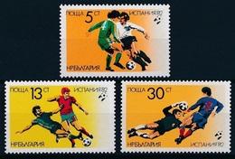 1982Bulgaria3100-31021982 World Championship On Football Of Spanien17,00 € - Copa Mundial