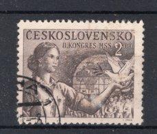 TSJECHOSLOVAKIJE Yt. 541° Gestempeld 1950 - Tsjechoslowakije