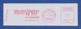 BRD ASF - RHEINFELDEN, Mayer GmbH - Autoteile 20.12.90 - Verkehr & Transport