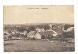 70 - RECOLOGNE-les-RIOZ - Vue Générale. Adressée à Vesoul. Carte Pas Courante - Autres Communes