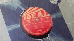 78T Chanson Prior - 78 T - Disques Pour Gramophone