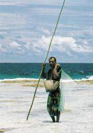 1 AK Von Niue * Fischer Auf Der Insel Niue - Niue Ist Eines Der Größten Gehobenen Atolle Der Welt * - Postcards