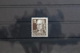 DDR 331za XI ** Postfrisch Geprüft Mayer #ST727 - Unclassified