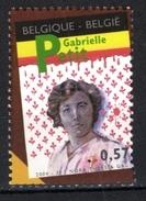 Belgium 2004 Mi. 3289 MNH, Gabrielle Petit, WWI Hero, Spy For The British Secret Service - Guerre Mondiale (Première)