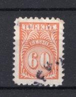 TURKIJE Yt. S61° Gestempeld Dienstzegel 1959 - 1921-... République