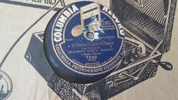 78T Chanson Brésil Ou Argentine - Orquesta Typica Pacho - 78 T - Disques Pour Gramophone