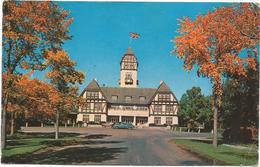 W2999 Winnipeg - Assiniboine Park - The Pavillon - Auto Cars Voitures / Viaggiata 1959 - Winnipeg