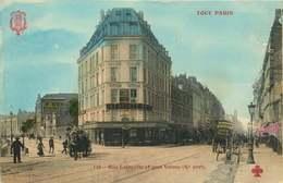 PARIS  10 Eme Arrondissement  TOUT PARIS  Rue Lafayette - Arrondissement: 10