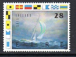 Ireland 1989 Round The World Yacht Race, MNH, SG 732 - 1949-... République D'Irlande