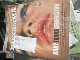 ITALIA RIVISTA PANORAMA - Books, Magazines, Comics