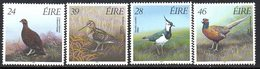 Ireland 1989 Game Birds Set Of 4, MNH, SG 733/6 - 1949-... République D'Irlande