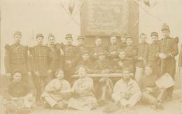 5° REGIMENT DU GENIE - GROUPE DE SAPEURS CONDUCTEURS - CLASSE 1892 - PHOTOANCIENNE Format CPA (9 X 14 Cm) - Guerre 1914-18