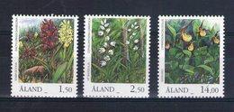 Aland. Orchidées - Aland
