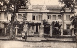 CAMBODGE PNOM-PENH LE TRESOR - Cambodia