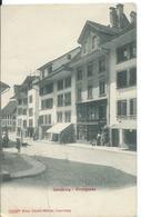 ***      LENZBURG    ( SUISSE )    KIRCHGASSE - AG Argovia