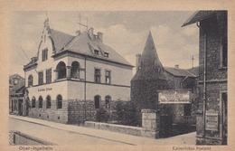 OBER-INGELHEIM - RHEINLAND-PFALZ - DEUTSCHLAND -  ANSICHTKARTE 1919.. - Ingelheim