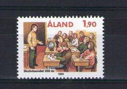 Aland. 350e Anniversaire De La Création De L'école - Aland