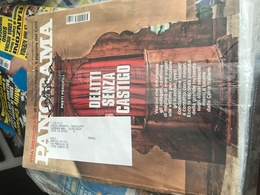 STUPENDA RIVISTA PANORAMA - Books, Magazines, Comics