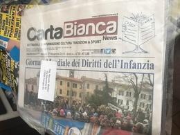 STUPENDA RIVISTA CARTA BIANCA - Books, Magazines, Comics