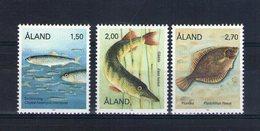 Aland. Poissons - Aland