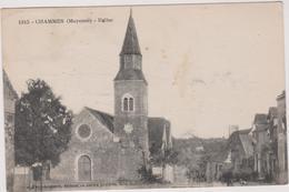 53  Chammes  Eglise - France