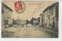 RACHECOURT SUR MARNE - La Grande Rue - Altri Comuni