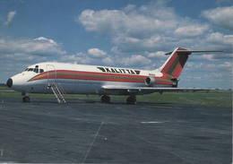 Kalitta Air McDonnell Douglas DC-9-10  N9353 At Detroit - 1946-....: Era Moderna
