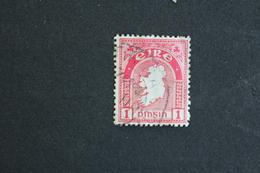 IRLANDE 1 PINSIN , OBLITERE TB - 1922-37 Stato Libero D'Irlanda