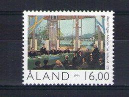 Aland. 70e Anniversaire De L'autonomie - Aland