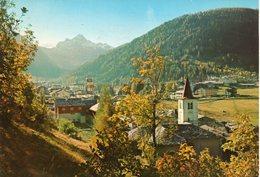 Val D'Aosta - La Thuile - Panorama - Vg - Italia