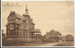 DE HAAN - Coq-sur-Mer - Villas Les Mouettes Et Les Liserons 1927 - De Haan