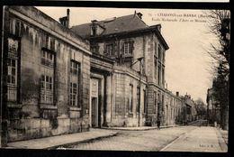 51 - CHALONS SUR MARNE (Marne) - Ecole Nationale D'Arts Et Métiers - Châlons-sur-Marne