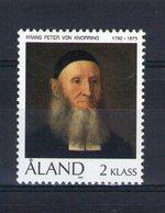 Aland. Bicentenaire De La Naissance De Franz Peter Von Knorring - Aland
